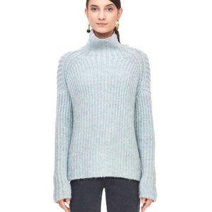 La Vie Rebecca Taylor   Ribbed Turtleneck Sweater